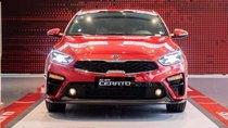 Cần bán Kia Cerato đời 2019, màu đỏ, nhập khẩu nguyên chiếc
