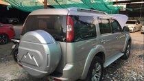 Cần bán xe Ford Everest đời 2012, màu bạc xe gia đình