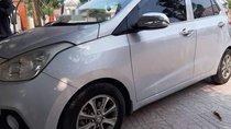 Cần bán lại xe Hyundai Grand i10 đời 2015, màu bạc, nhập khẩu nguyên chiếc như mới