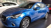 Bán xe Mazda 2 năm 2019, màu xanh lam, 504 triệu