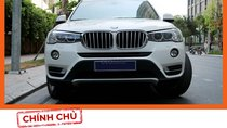 Bán ô tô BMW X3 xDrive 20D 2015, đã đi 60000km còn rất mới