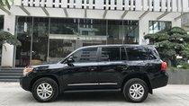 Bán Toyota Land Cruiser đời 2015, màu đen, nhập khẩu