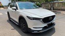 Bán ô tô Mazda CX 5 2.5 AT sản xuất năm 2017, màu trắng, giá chỉ 969 triệu