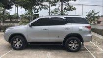 Bán Toyota Fortuner sản xuất năm 2017, màu bạc, xe nhập số sàn, giá chỉ 945 triệu