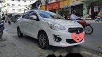Cần bán gấp Mitsubishi Attrage sản xuất 2017, màu trắng, nhập khẩu