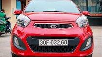 Bán xe Kia Picanto 1.25AT đời 2013, màu đỏ