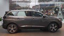 Cần bán xe Peugeot 5008 1.6 AT đời 2019, màu xám