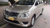 Xe Toyota Innova đời 2013 chính chủ, giá chỉ 498 triệu
