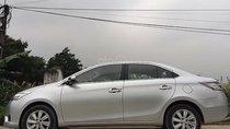 Bán xe Toyota Vios E đời 2015, màu bạc số sàn, giá 437tr