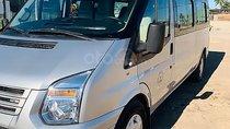 Cần bán Ford Transit Standard MID đời 2015, màu bạc