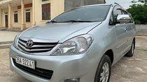 Cần bán gấp Toyota Innova 2.0 MT đời 2007, màu bạc còn mới