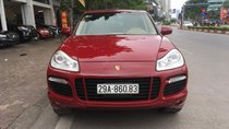 Porsche Cayenne GTS 2009 màu đỏ