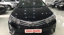 Bán xe Toyota Corolla altis 2014, màu đen
