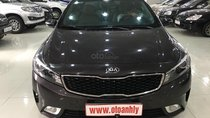 Bán ô tô Kia Cerato đời 2017, màu nâu, giá 585tr