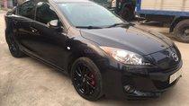 Bán Mazda 3 S 1.6 AT sản xuất 2013, màu đen, 469 triệu