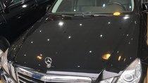 Bán Mercedes E250 đời 2011 màu đen, nhập khẩu nguyên chiếc