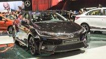 Bán Toyota Corolla altis đời 2019, màu nâu, giá tốt