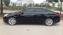 Cần bán xe Hyundai Sonata 2.0AT sản xuất năm 2011, màu đen, xe nhập
