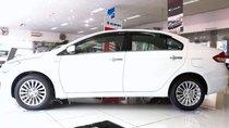 Cần bán xe Suzuki Ciaz đời 2018, màu trắng, giá 499tr