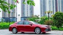 Bán Toyota Camry năm sản xuất 2019, màu đỏ, nhập khẩu