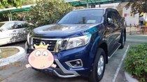 Bán Nissan Navara EL Premium 2018, màu xanh lam, số tự động