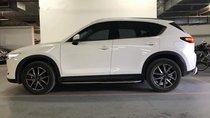 Bán Mazda CX 5 2.5 FWD 2018, màu trắng