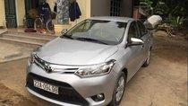 Bán xe Toyota Vios E sản xuất năm 2015, màu bạc, chính chủ