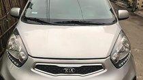 Bán xe Kia Morning 2014, màu bạc, chính chủ