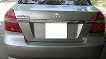Cần bán xe Daewoo Gentra đời 2011, màu bạc, xe gia đình