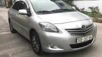 Bán Vios E sản xuất năm 2013, màu bạc không taxi