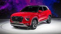 Hyundai Creta hoàn toàn mới bất ngờ ra mắt tại triển lãm Thượng Hải