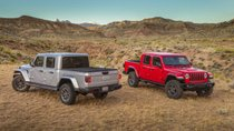 Jeep Gladiator 2020 chuẩn bị được bán ra vào hè năm nay, cạnh tranh với Ford Ranger