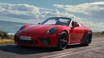 [New York 2019] Porsche 911 Speedster 2019 xuất trận với 502 mã lực