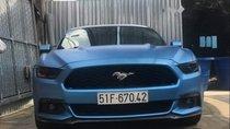 Cần bán Ford Mustang sản xuất 2015, màu xanh lam, nhập khẩu nguyên chiếc