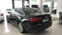 Bán ô tô Audi A6 2.0 TFSI đời 2014, màu đen, xe nhập