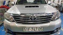 Bán ô tô Toyota Fortuner 2.5G đời 2016, màu bạc