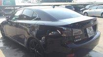 Bán ô tô Lexus IS 250 sản xuất 2007, màu đen, nhập khẩu