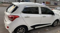 Bán Hyundai Grand i10 năm 2016, màu trắng, nhập khẩu Ấn Độ