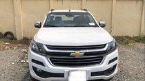 Bán ô tô Chevrolet Colorado đời 2018, màu trắng, xe nhập