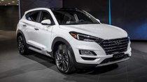 Bán xe Hyundai Tucson 2019, màu trắng, giá chỉ 890 triệu