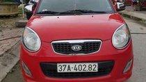Cần bán Kia Morning SLX sản xuất năm 2010, màu đỏ, nhập khẩu Hàn Quốc, giá tốt