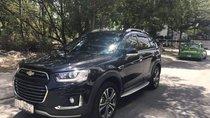 Cần bán gấp Chevrolet Captiva sản xuất 2017, màu đen