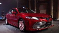Bán ô tô Toyota Camry 2019, màu đỏ, nhập khẩu giá cạnh tranh