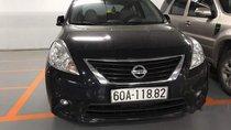Bán Nissan Sunny đời 2013, màu đen, nhập khẩu, giá 375tr