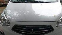 Cần bán xe Mitsubishi Attrage sản xuất năm 2017, màu trắng, giá tốt