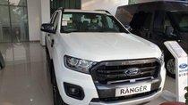 Bán xe Ford Ranger Wildtrak 4x2 năm sản xuất 2019, màu trắng, nhập khẩu nguyên chiếc