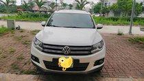 Cần bán Volkswagen Tiguan 2.0 TSI sản xuất năm 2016, màu trắng, nhập khẩu chính chủ