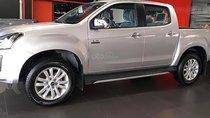 Bán xe Isuzu Dmax LS Prestige 1.9L 4x2 AT 2018, màu bạc, nhập khẩu, 650 triệu