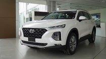 Bán ô tô Hyundai Santa Fe 2.4L HTRAC năm sản xuất 2019, màu trắng