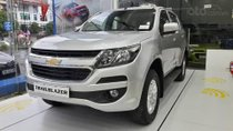 Chevrolet Trailblazer sx 2019 7 chỗ nhập khẩu mày dầu, nhận xe ngay với 199tr